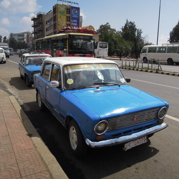 Lada Taxis